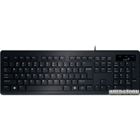 Клавиатура проводная Genius SlimStar 130 USB (31300714106)
