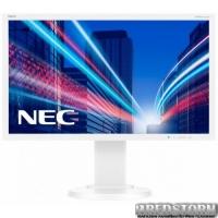 """21.5"""" NEC MultiSync E224Wi White"""
