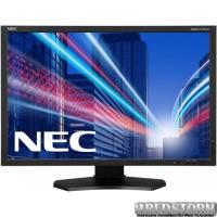 "24"" NEC MultiSync PA242W Black"