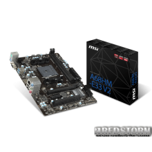 MSI A68HM-E33 V2 (sFM2+, AMD A68H, PCI-Ex16)