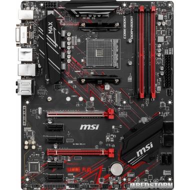 Материнская плата MSI B450 Gaming Plus Max (sAM4, AMD B450, PCI-Ex16)
