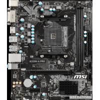 Материнская плата MSI A320M-A Pro (sAM4, AMD A320, PCI-Ex16)