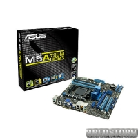 Asus M5A78L-M LE/USB3 (sAM3+, AMD 760G, PCI-Ex16)