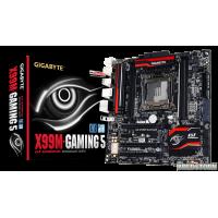 Gigabyte GA-X99M-Gaming 5 (s2011-3, Intel X99, PCI-Ex 16)