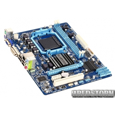 Материнская плата Gigabyte GA-78LMT-S2P (sAM3+, AMD 760G, PCI-Ex