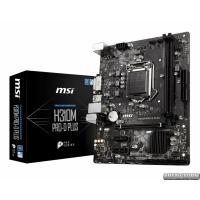 Материнская плата MSI H310M PRO-D Plus Socket 1151
