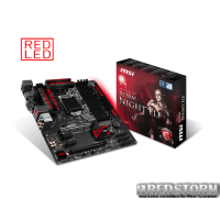 MSI B150M Night Elf (s1151, Intel B150, PCI-Ex16)