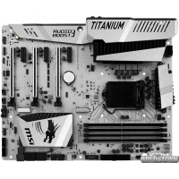 MSI Z170A Mpower Gaming Titanium (s1151, Intel Z170, PCI-Ex16)