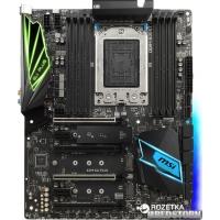 Материнская плата MSI X399 SLI Plus (sTR4, AMD X399, PCI-Ex16)