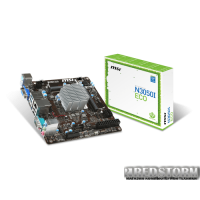 MSI N3050I ECO (Intel Celeron N3050, SoC, PCI-Ex4)