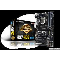 Gigabyte GA-H97-HD3 (s1150, Intel H97, PCI-Ex16)