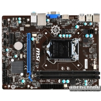 MSI H81M-E33 (s1150, Intel H81, PCI-E 2.0x16)