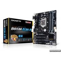 Gigabyte GA-B85M-D3H-A (s1150, Intel B85, PCI-Ex16)