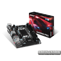 MSI B150I Gaming Pro (s1151, Intel B150, PCI-Ex16)