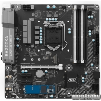 Материнская плата MSI B250M Bazooka OPT Boost (s1151, Intel B250, PCI-Ex16) + мышь MSI DS B1 в подарок !