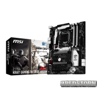 MSI Z170A Krait Gaming R6 Siege (s1151, Intel Z170, PCI-Ex16)