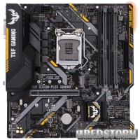 Материнская плата Asus TUF B360M-Plus Gaming (s1151, Intel B360, PCI-Ex16)