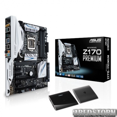Материнская плата Asus Z170-Premium (s1151, Intel Z170, PCI-Ex16