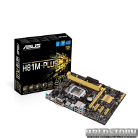 Asus H81M-Plus (s1150, Intel H81, PCI-Ex16)