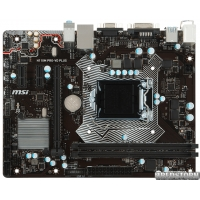 MSI H110M PRO-VD PLUS (s1151, Intel H110, PCI-Ex16)