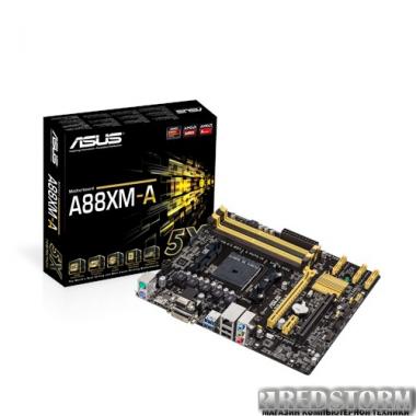 Материнская плата Asus A88XM-A (sFM2+, AMD A88X, PCI-E x16)