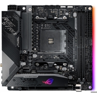 Материнская плата Asus ROG Strix X570-I Gaming (sAM4, AMD X570, PCI-Ex16)