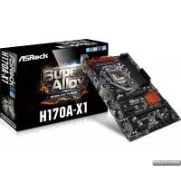 ASRock H170A-X1 (s1151, Intel H170, PCI-Ex16)