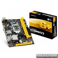 Материнская плата Biostar H110MHV3 (s1151, Intel H110)