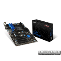 MSI A68H PC Mate (sFM2/FM2+, AMD A68H, PCI-Ex16)