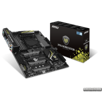 MSI X99A WORKSTATION (s2011-3, Intel X99, PCI-Ex16)