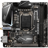Материнская плата MSI MPG Z390I Gaming Edge AC (s1151, Intel Z390, PCI-Ex16)