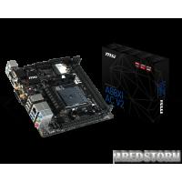 MSI A88XI AC (sFM2+, AMD A88X, PCI-Ex16)