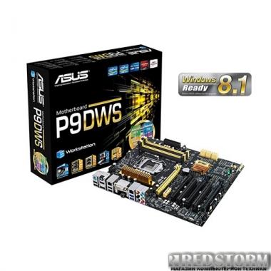 Материнская плата Asus P9D WS (s1150, Intel С226, PCI-Ex16)