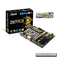 Asus Z87-Plus (s1150, Intel Z87, 2 x PCI-Ex16)