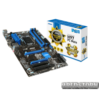 MSI H97 PC Mate (s1150, Intel H97, PCI-Ex16)