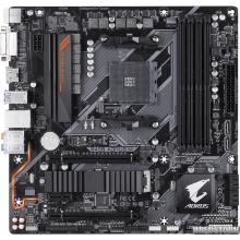 Материнская плата Gigabyte B450 Aorus M (sAM4, AMD B450, PCI-Ex16)
