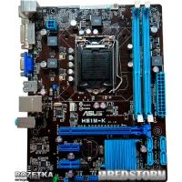 Asus H61M-K (s1155, Intel H61, PCI-Ex16)