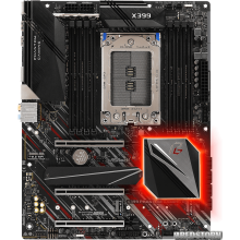 Материнская плата ASRock X399 Phantom Gaming 6 (sTR4, AMD X399, PCI-Ex16)