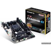 Gigabyte GA-F2A68HM-S1 (sFM2/FM2+, AMD A68H, PCI-Ex16)