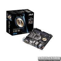 Asus H97I-PLUS (s1150, Intel H97, PCI-Ex16)