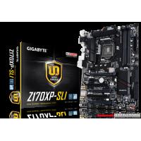 Gigabyte GA-Z170XP-SLI (s1151, Intel Z170, PCI-Ex16)