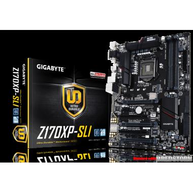 Материнская плата Gigabyte GA-Z170XP-SLI (s1151, Intel Z170, PCI-Ex16)