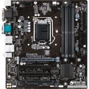 Материнская плата Gigabyte GA-H110M-D3H R2 (s1151, Intel H110, PCI-Ex16)