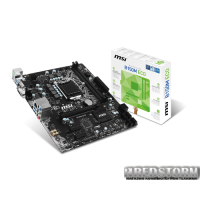 MSI B150M ECO (s1151, Intel B150, PCI-Ex16)