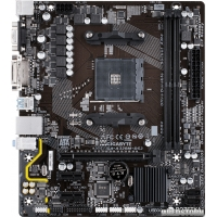 Gigabyte GA-A320M-DS2 (sAM4, AMD A320, PCI-Ex16)