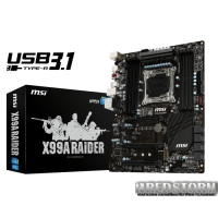 MSI X99A Raider (s2011-3, Intel X99, PCI-E 3.0x16)