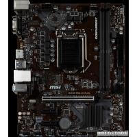 Материнская плата MSI H310M Pro-VH Plus (s1151, Intel H310, PCI-Ex16)