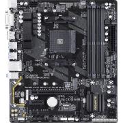 Материнская плата Gigabyte GA-AB350M-DS3H V2 (sAM4, AMD B350, PCI-Ex16)