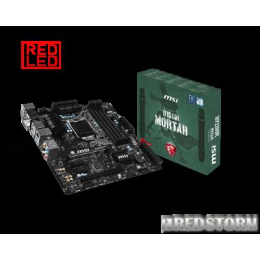 Материнская плата MSI B150M Mortar (s1151, Intel B150, PCI-Ex16)