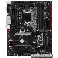 MSI Z170A Gaming Pro Carbon (s1151, Intel Z170, PCI-Ex16)